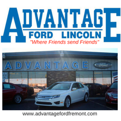 Advantage Ford Lincoln - Fremont, OH - Auto Dealers