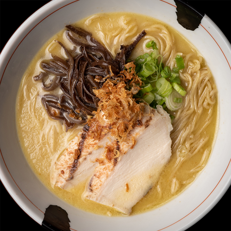 Click to expand image of JINYA Chicken Ramen
