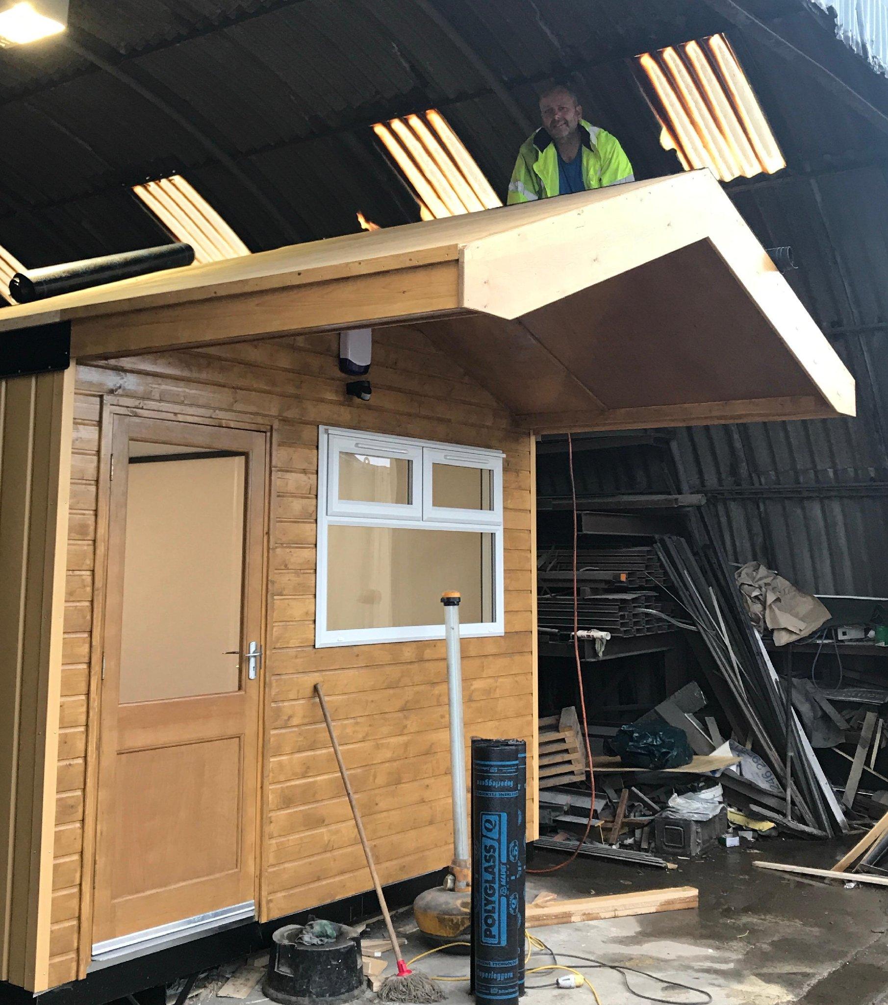 Jonathan Roberts Roofing Contractors Ltd