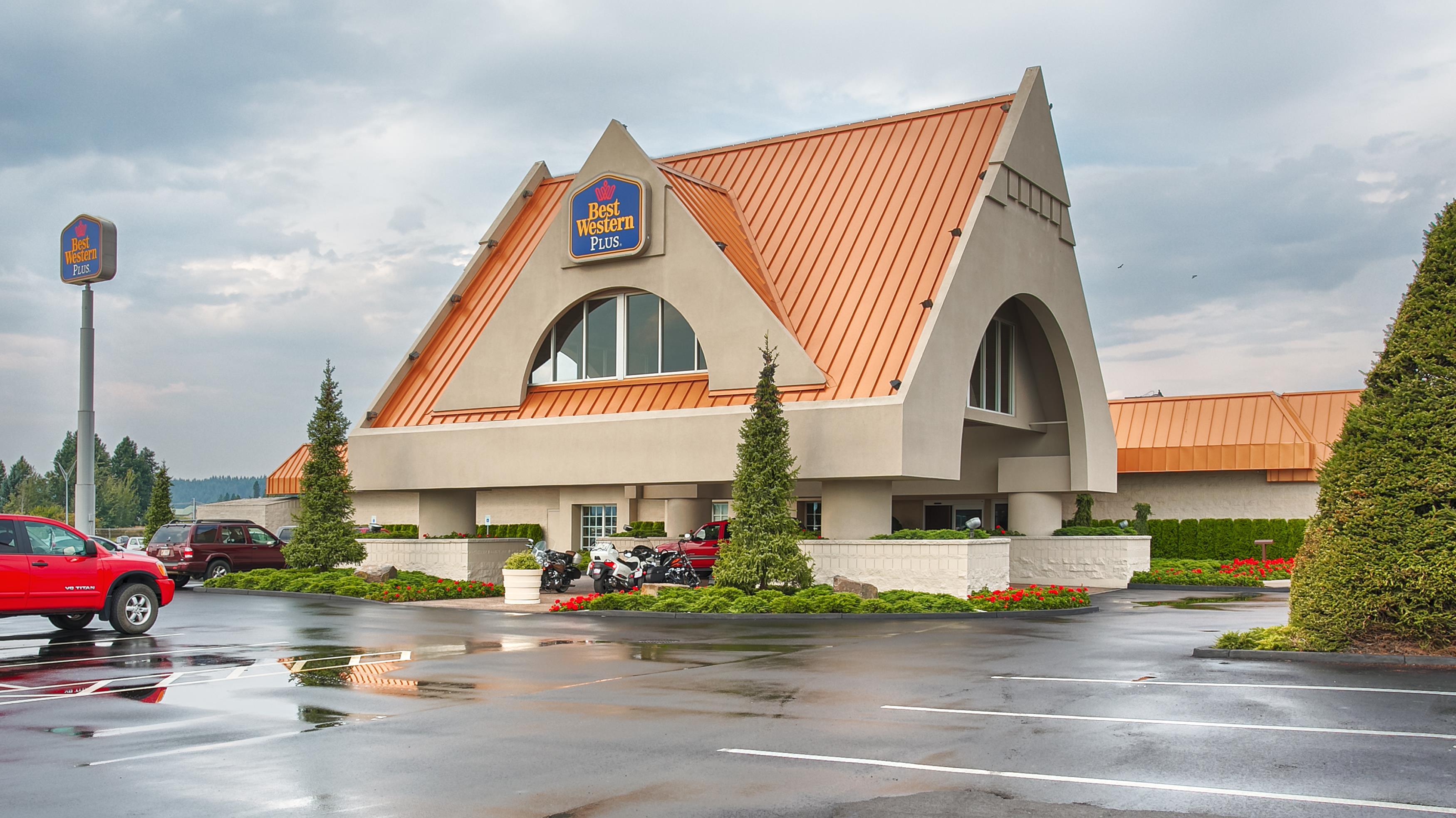 Coeur D Alene Motels Hotels