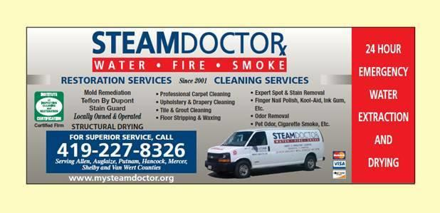 Steam Doctor Restoration & Cleaning image 4
