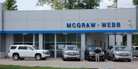 McGraw-Webb Chevrolet Inc. image 0