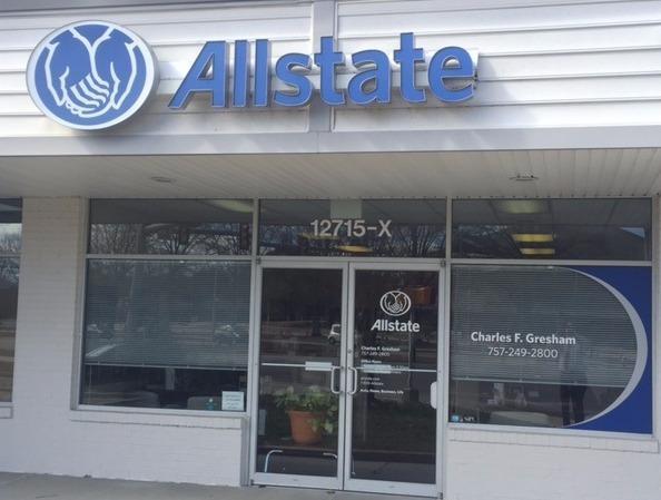 Charles F. Gresham: Allstate Insurance image 1