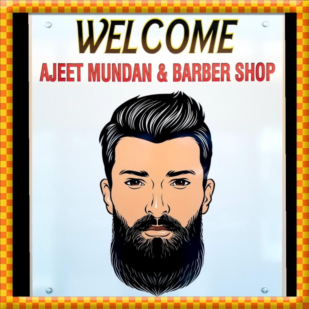 Ajeet Mundan & Barber Shop