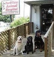 ParkView Animal Hospital - ad image