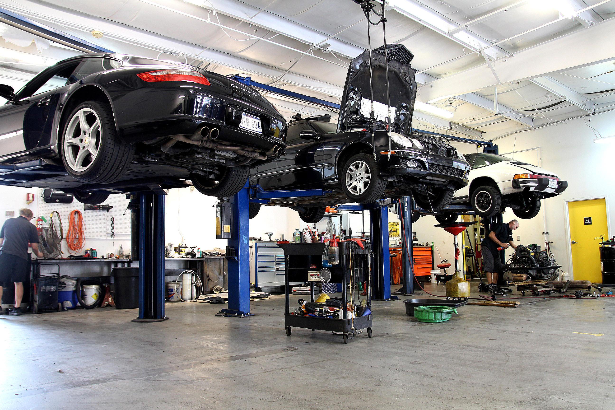 German Auto Center image 3