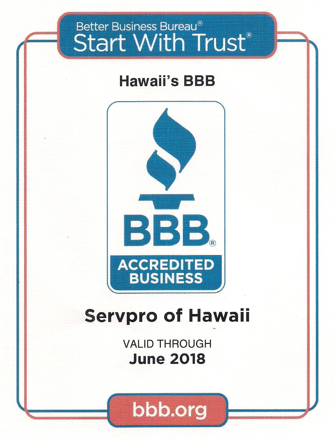 Servpro of Hawaii image 6