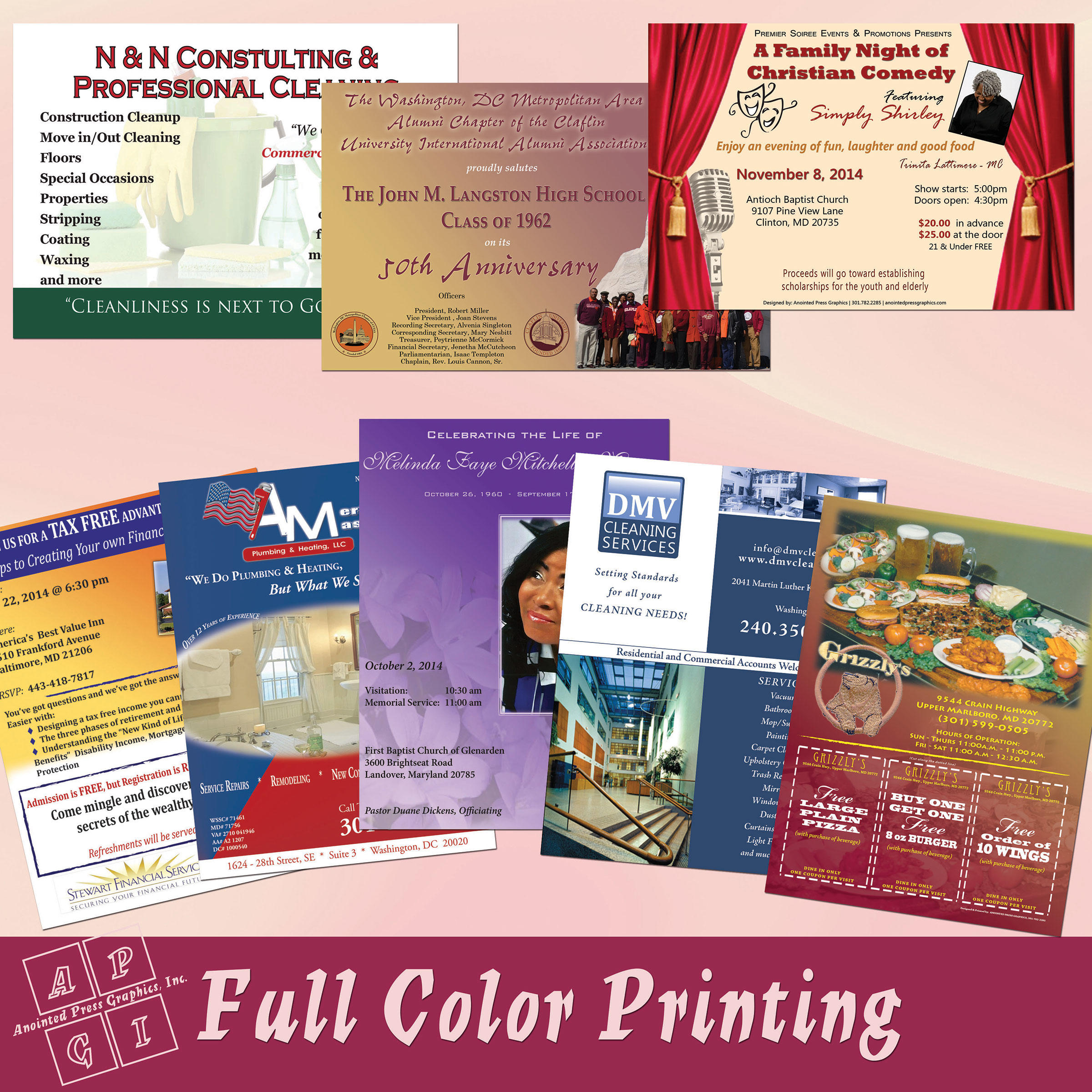 Anointed Press Graphics, Inc image 1