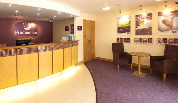 Premier Inn Paignton Seafront Goodrington Sands