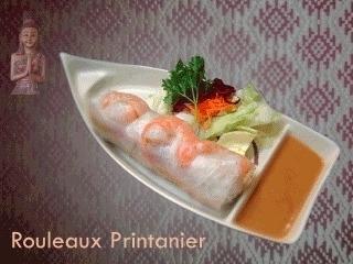 Restaurant La Belle Thailandaise à Montréal