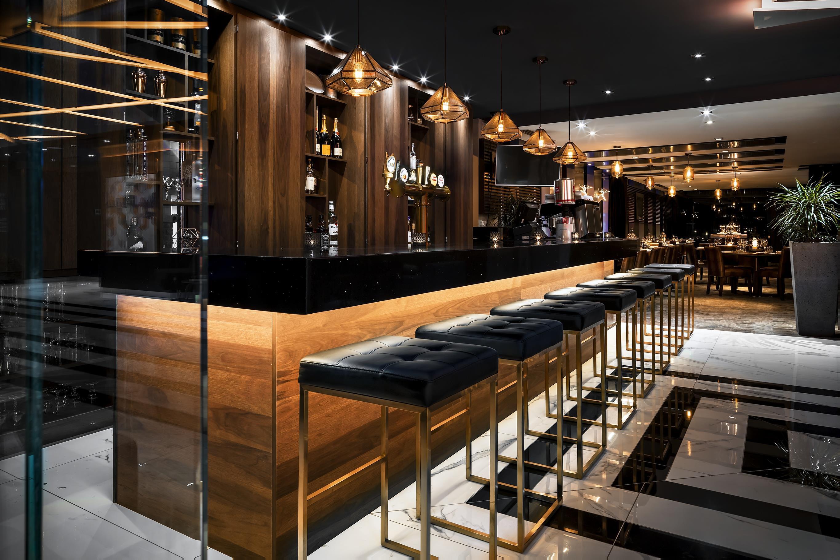 Le Méridien Versailles à Montreal: Lounge