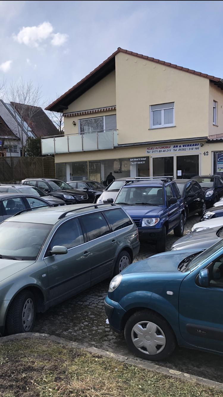 Bild der Autoankauf und -verkauf Hojeij Automobile