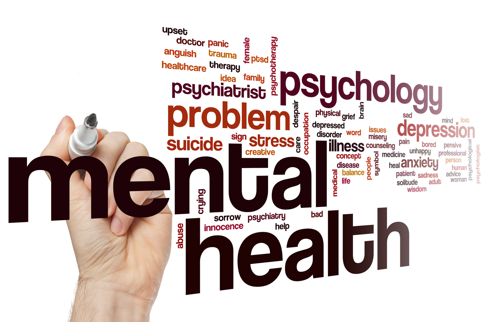 psychology essays on depression Home free essays abnormal psychology/depression there is evidence to suggest that depression runs in families, but a family free from depression can have a depressed person amongst them.