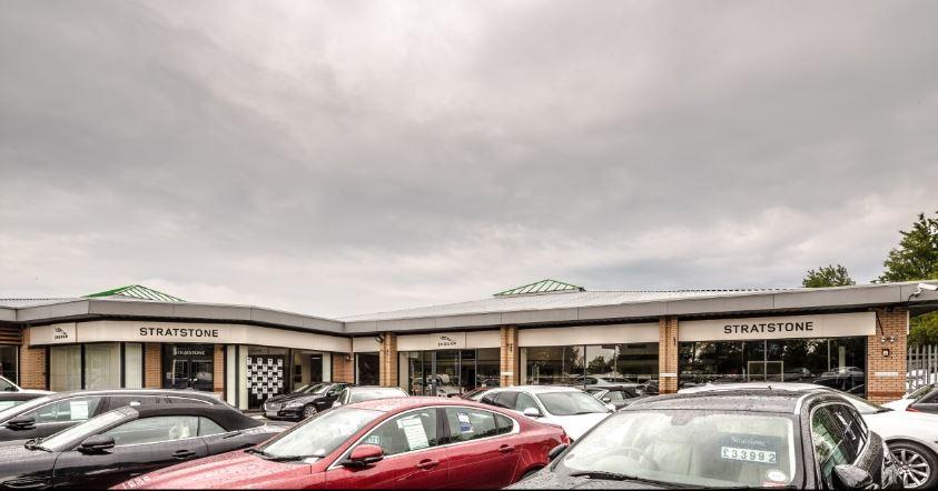 Stratstone Jaguar Swansea Used Cars