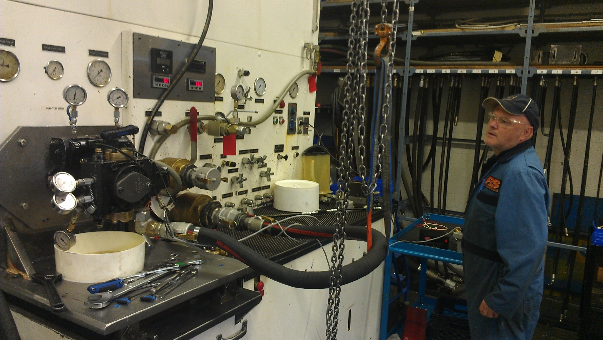 Fluid Power Solutions in Kelowna