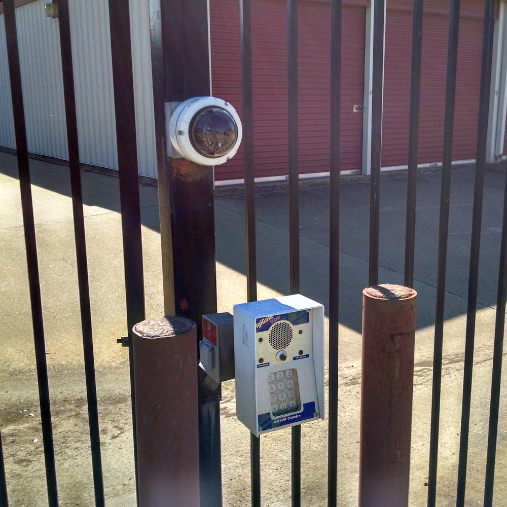 We offer a Secure Storage Facility with 24/7 video surveillance, and electronic keypad entry gate, and razor wire perimeter fencing.