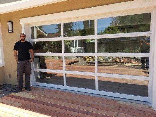 911 garage door repair san jose in san jose ca 95125 for Garage door repair san jose ca