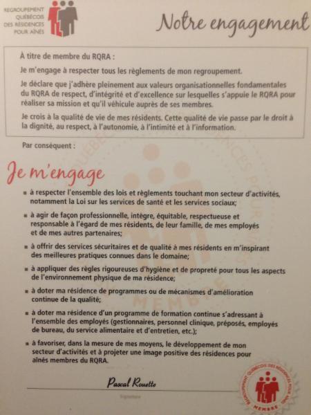 Les Résidences Fernand Blais à Trois-Rivières