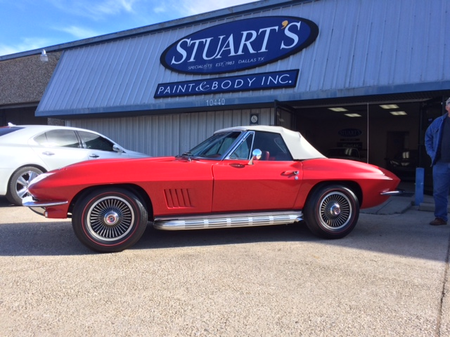 Stuarts Paint & Body