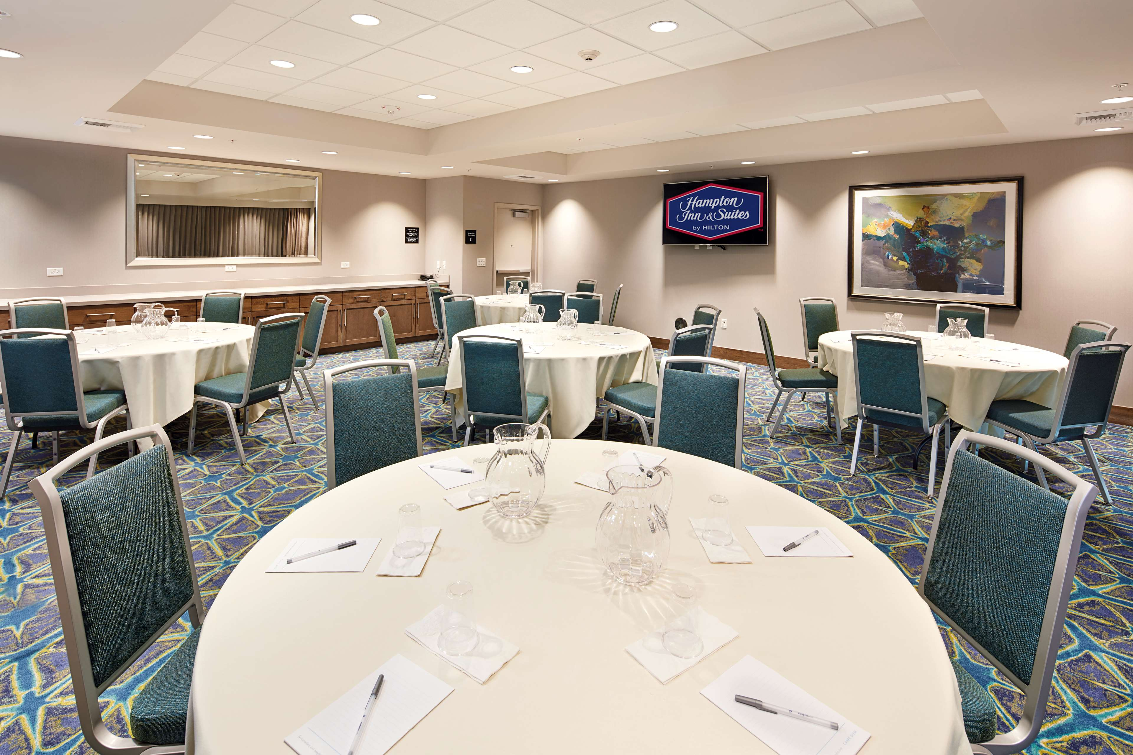 Hampton Inn & Suites Sacramento at CSUS image 49