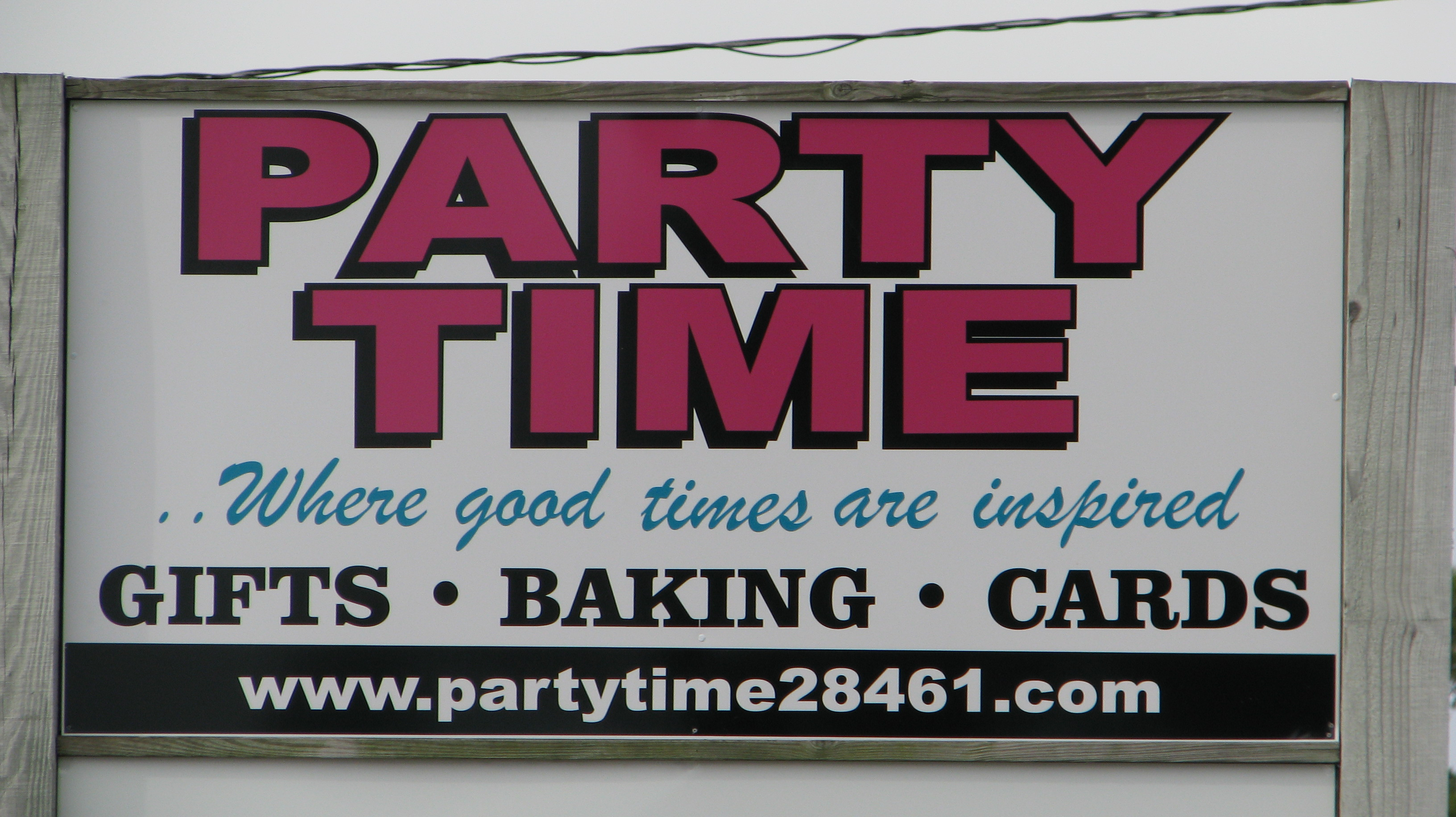 Party Time Inc image 0