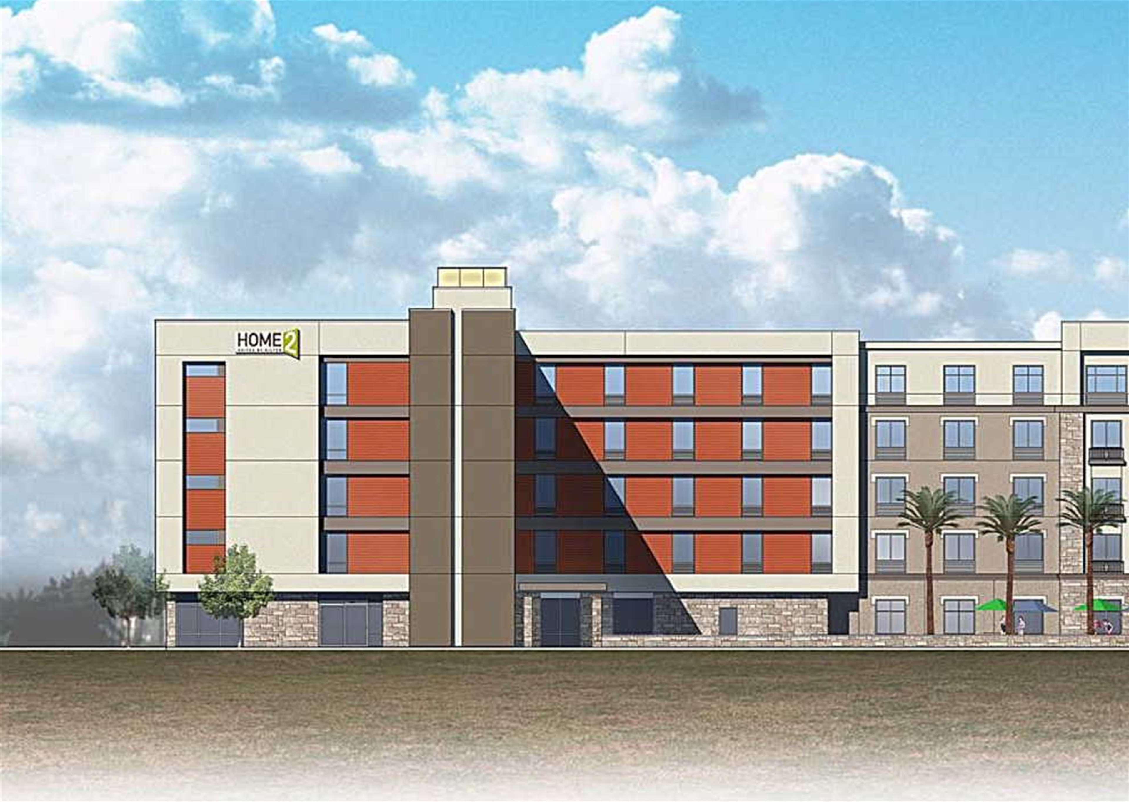 Home2 Suites by Hilton Phoenix-Tempe ASU Research Park image 2