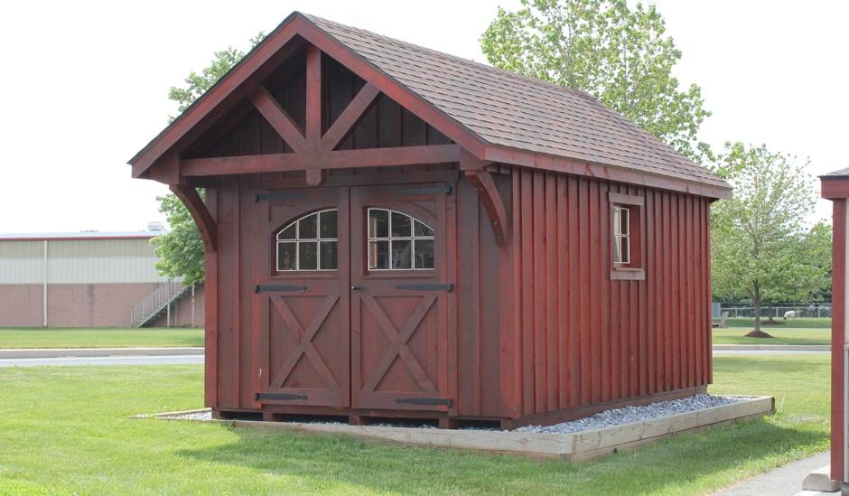 Pocono Barns & Sheds image 0