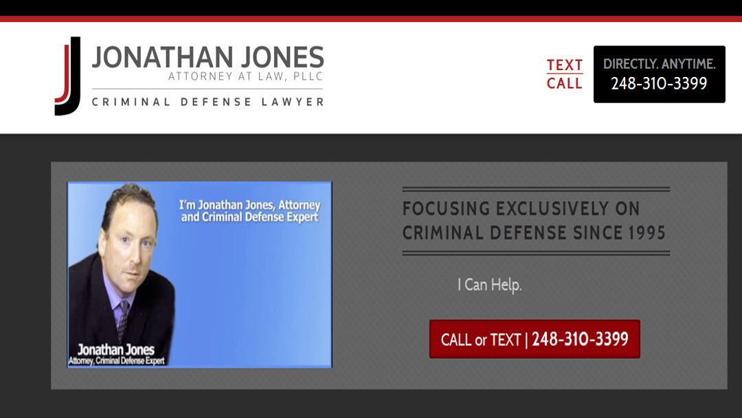 Jonathan Jones, Attorney at Law, PLLC - ad image