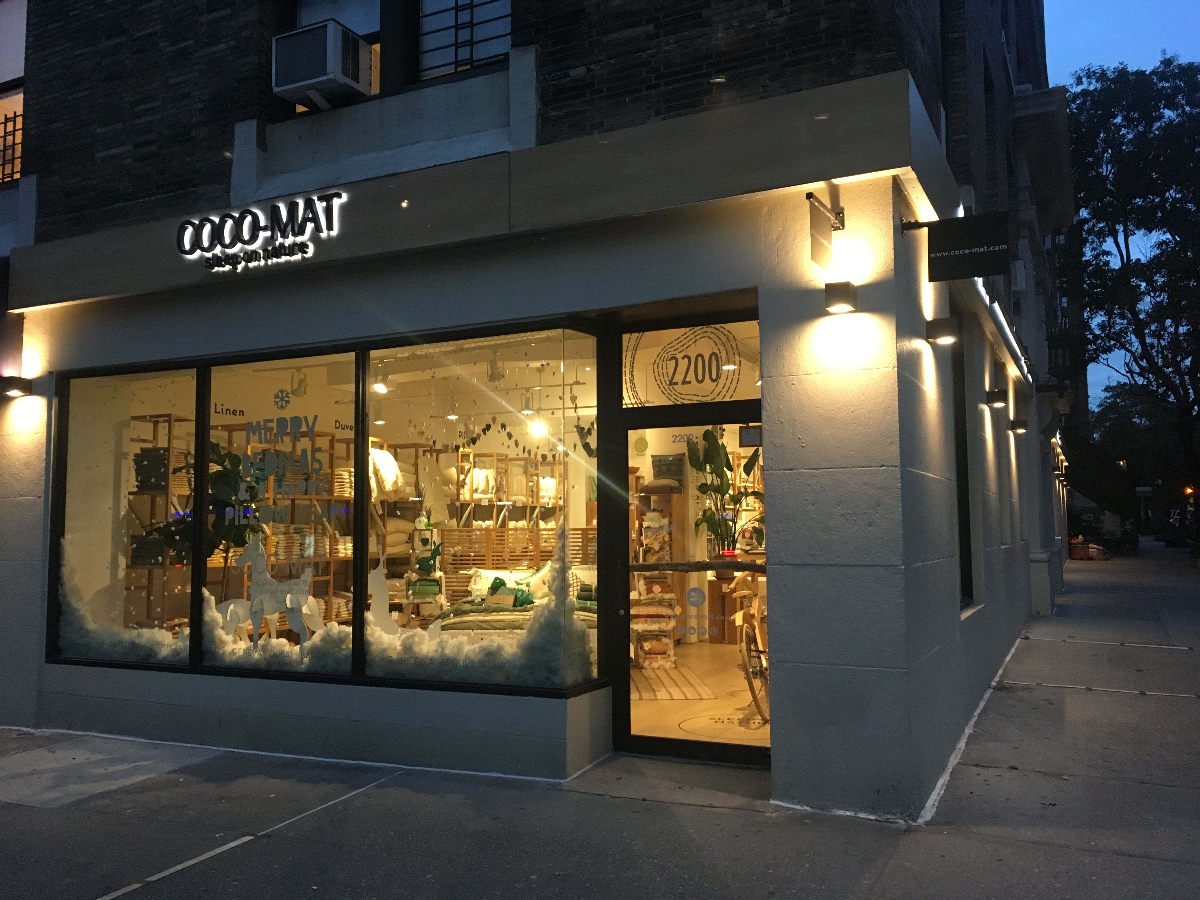 Coco Mat At 2200 Broadway New York Ny On Fave