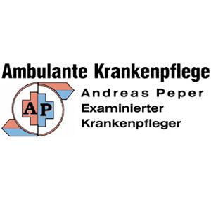 Logo von Ambulante Krankenpflege Andreas Peper