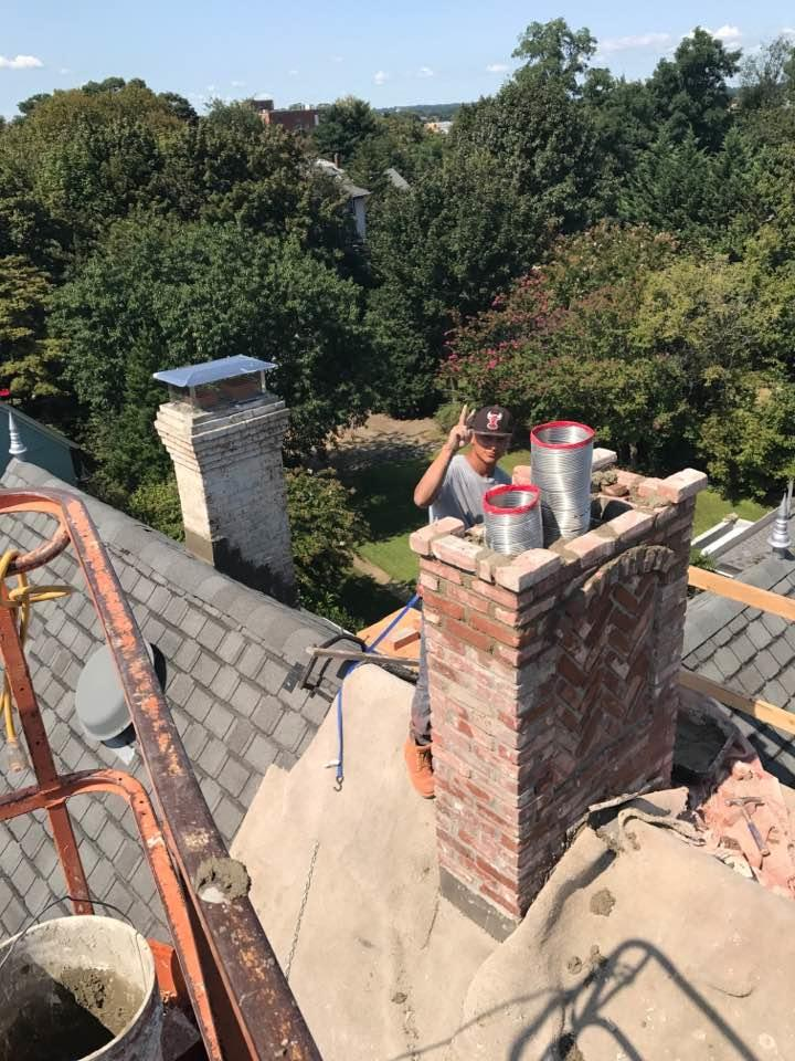 Central Jersey Masonry & Chimney Sweeps image 22