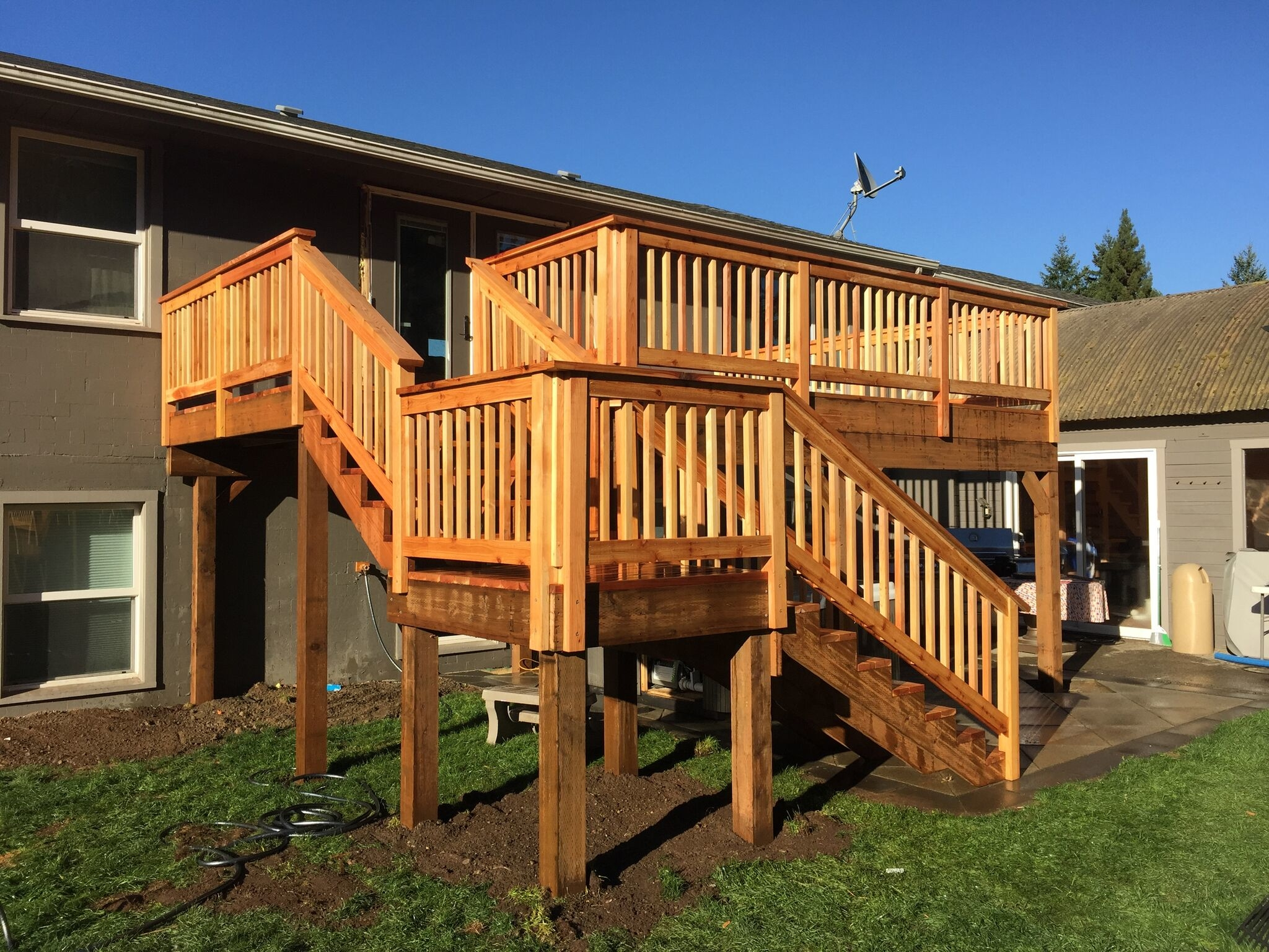 A.K. Custom Fence and Deck LLC image 7