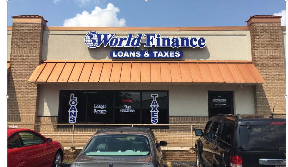 World Finance image 0