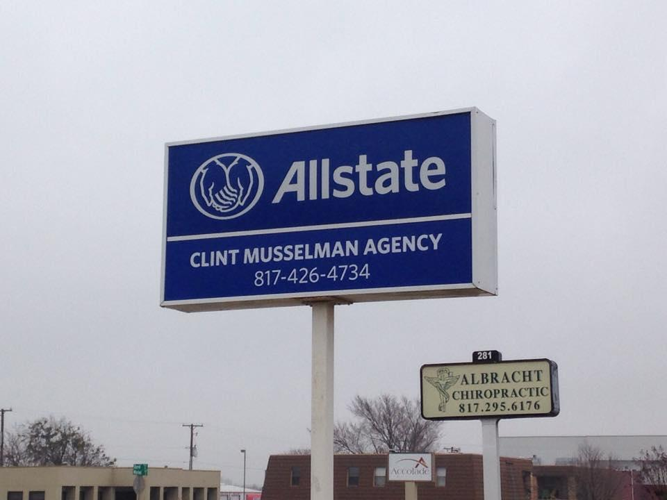 Allstate Insurance Agent: Clinton Musselman image 1