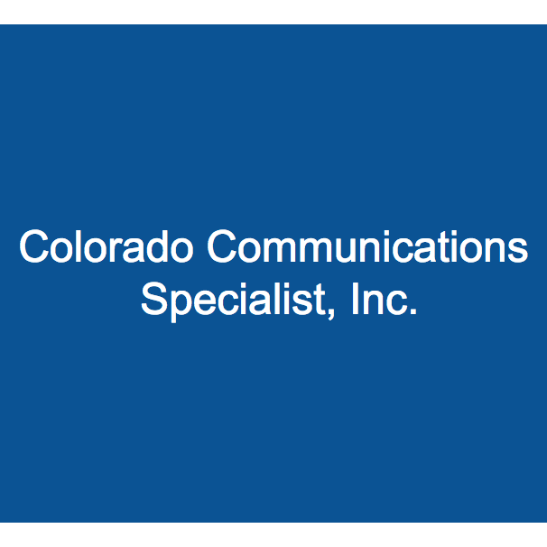 Colorado Communications Specialist Inc. image 4