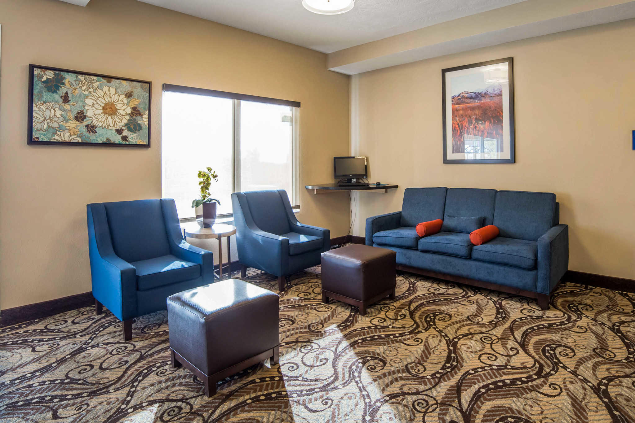 Comfort Inn Amp Suites Woods Cross Salt Lake City North At