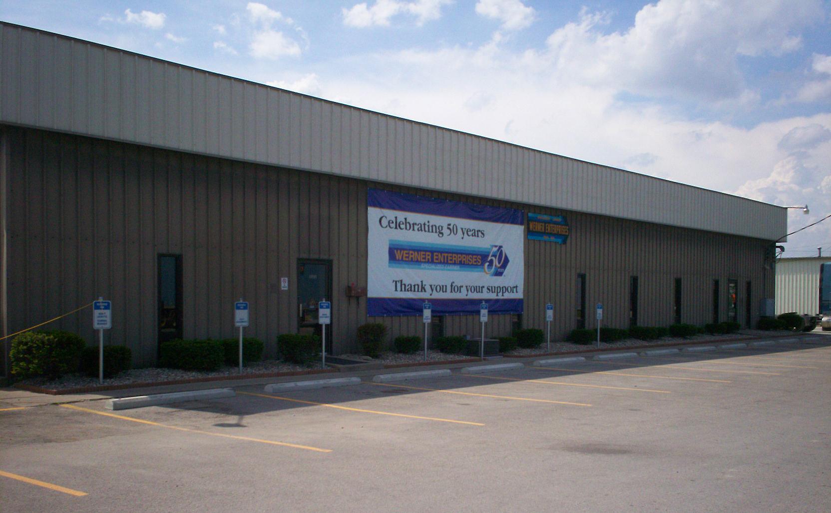 Werner Enterprises, Inc. image 0