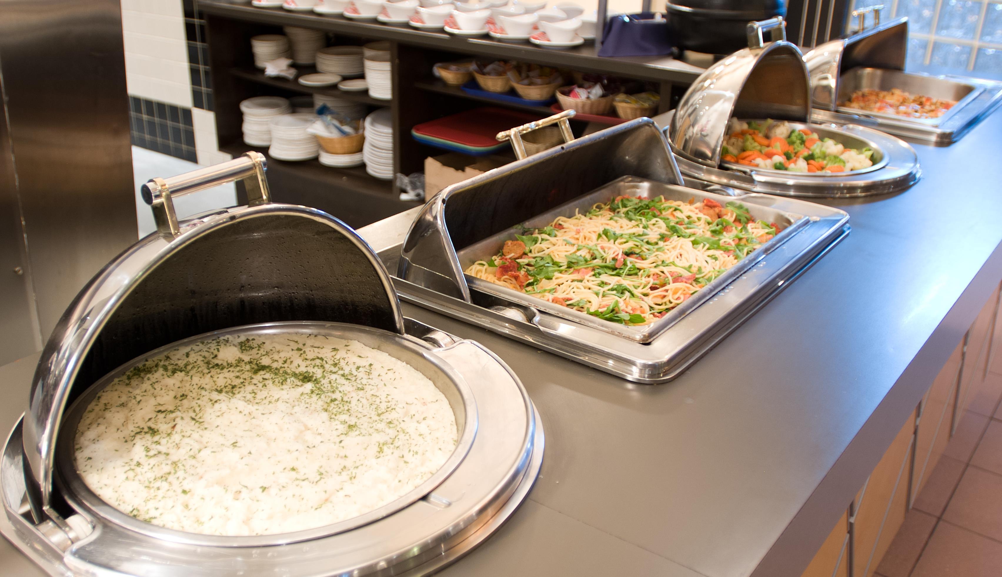 Best Western Plus Hotel Albert Rouyn-Noranda à Rouyn-Noranda: Dining
