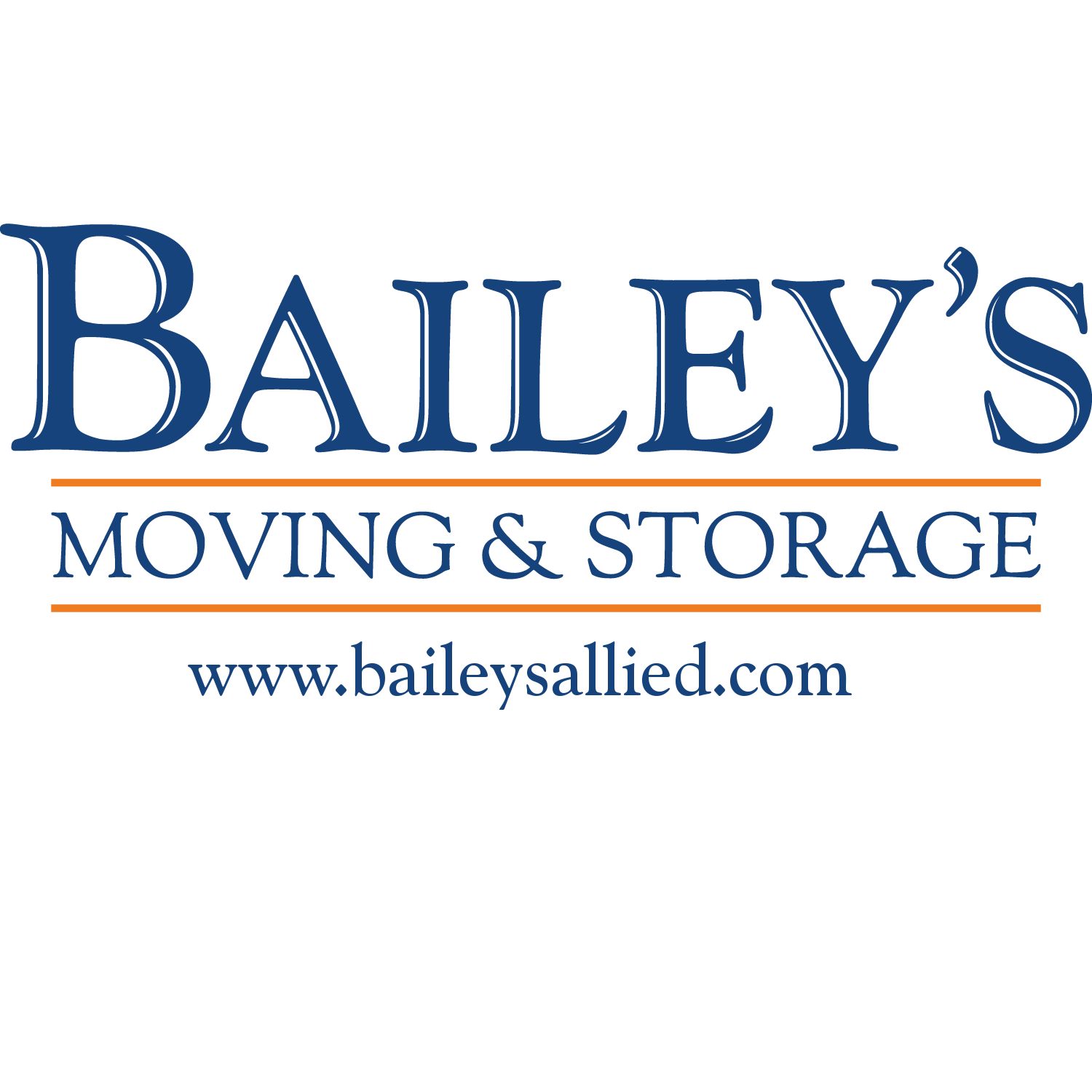 Bailey's Moving & Storage