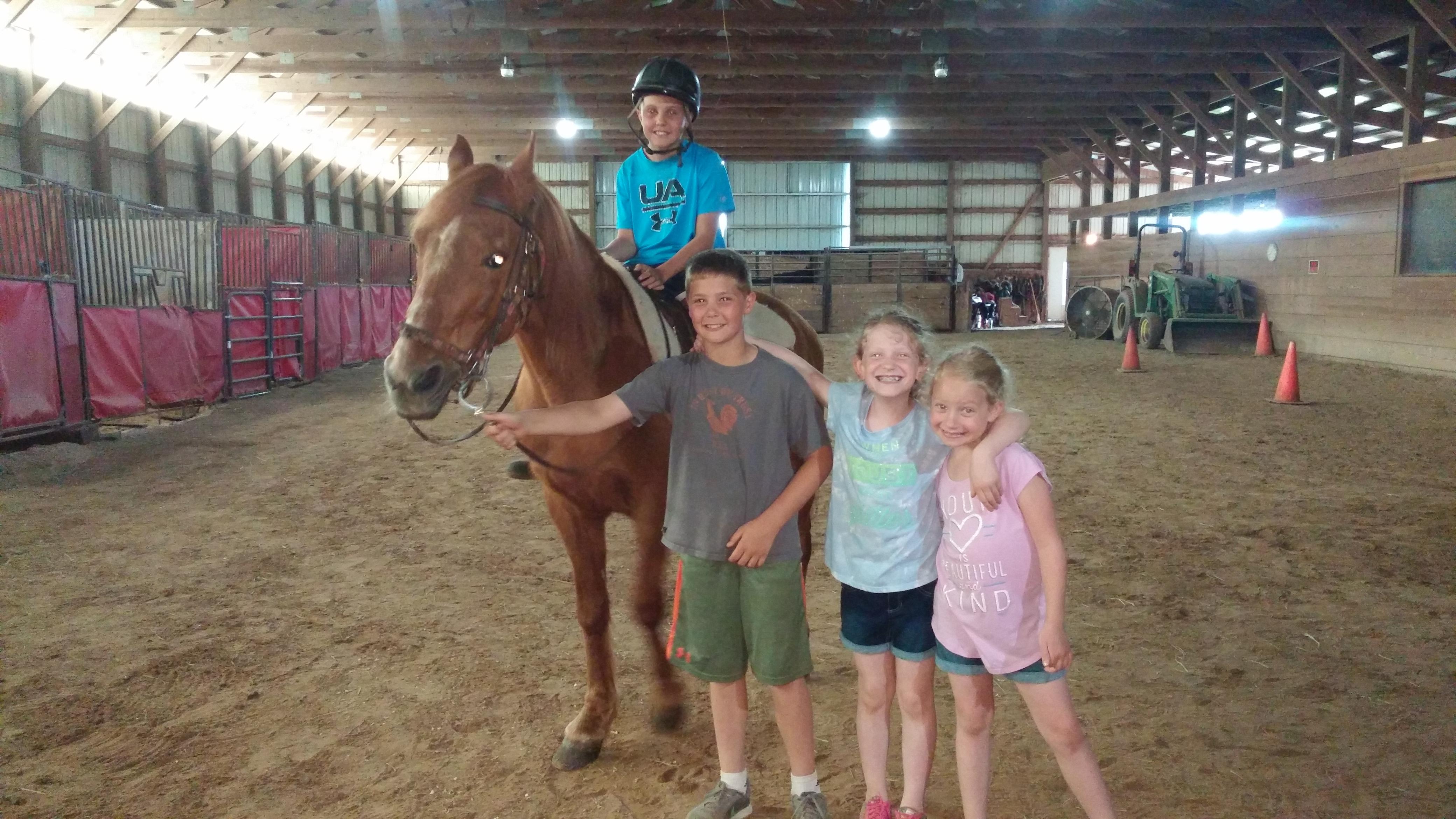 Wright-Way Equestrian Center Inc. image 5