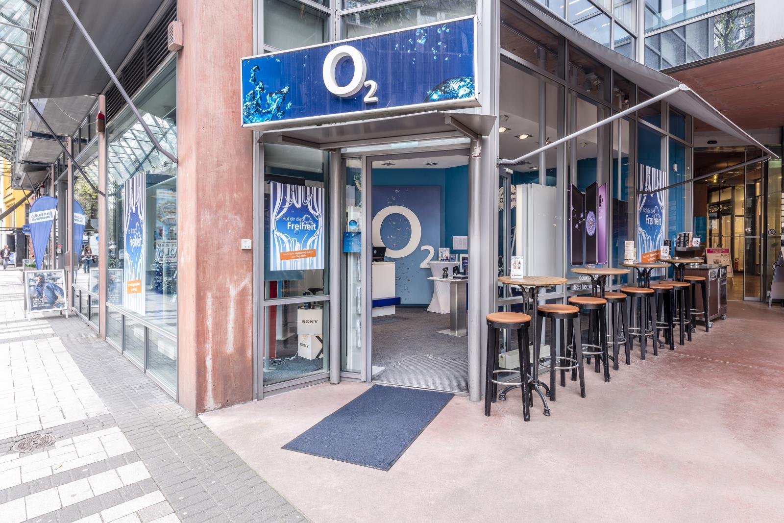 o2 Shop, Breite Str. 6-26 in Köln