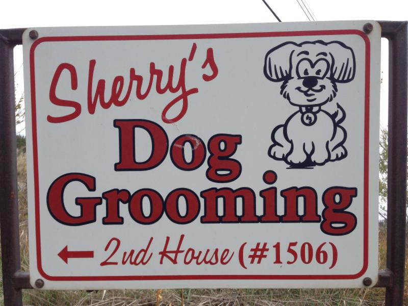 Sherry's Furry Fashions Pet Grooming in Williams Lake