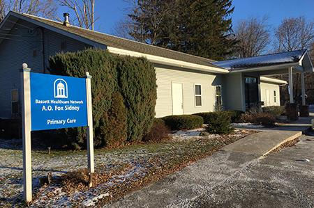 Bassett Health Center Sidney - River Street image 0