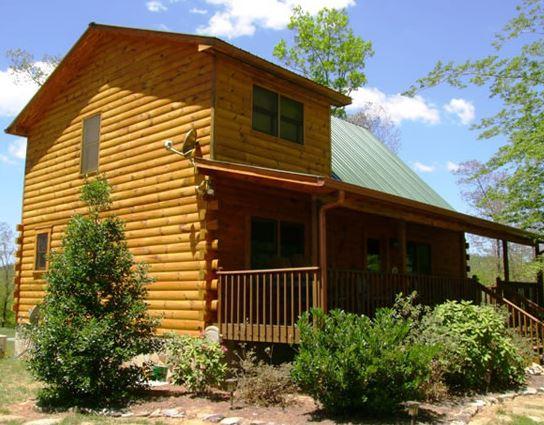 Bear Creek Log Home Restoration image 0