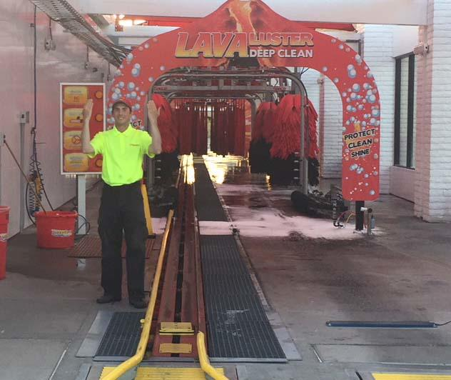 Quick N Clean Car Wash - CENTRAL PHOENIX - GRAND OPENING! image 7