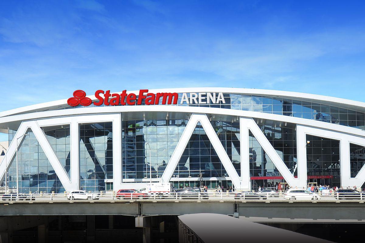 Parkmobile Near State Farm Arena Atlanta Ga