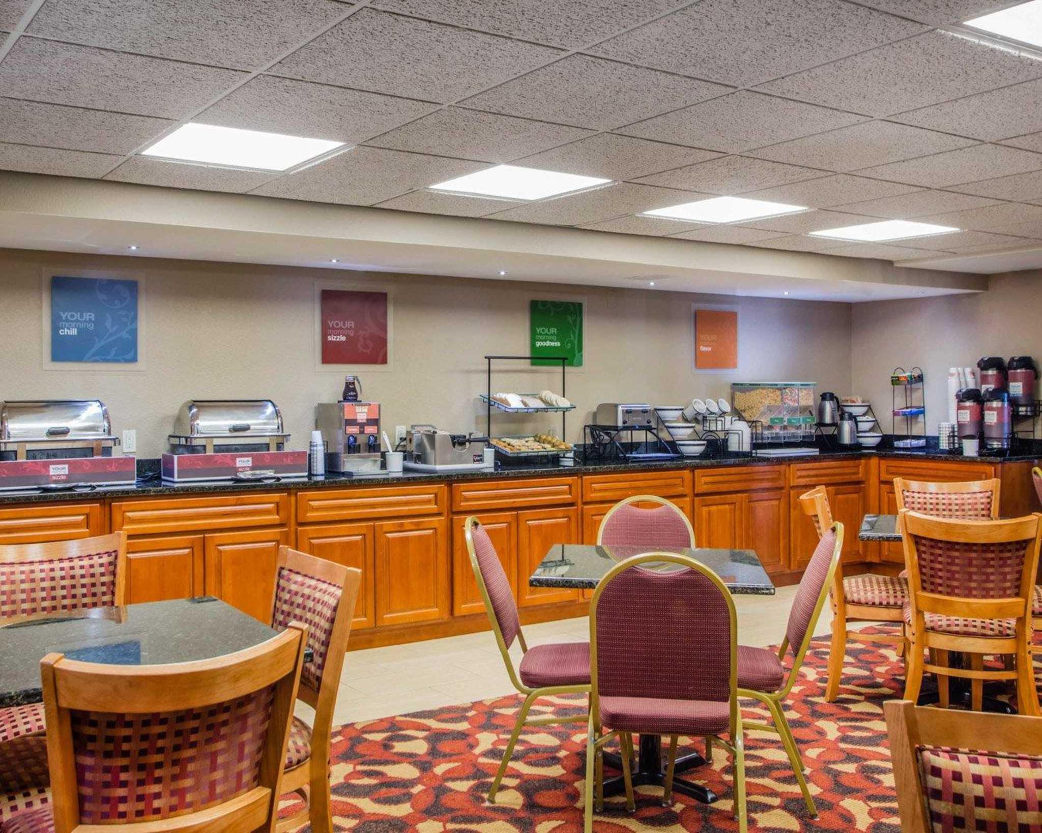 Comfort Inn & Suites Jackson - West Bend image 24