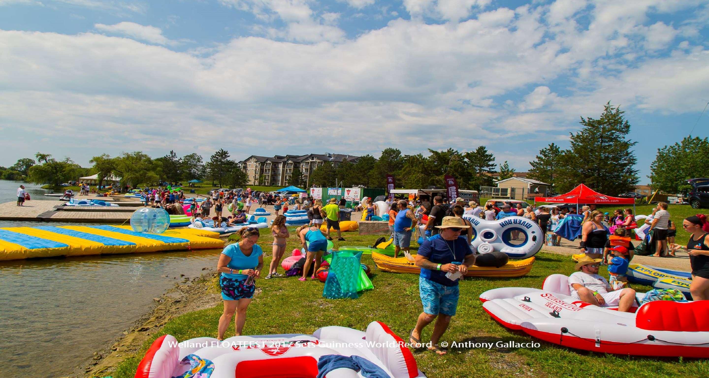 Best Western Plus Rose City Suites in Welland: Float Fest