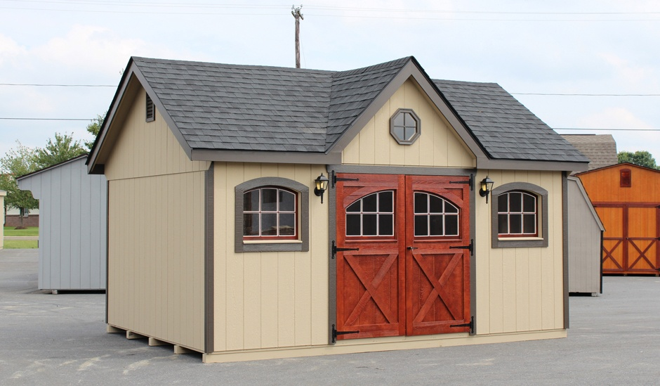Pocono Barns & Sheds image 5