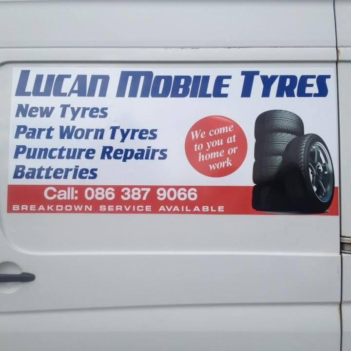 Lucan Mobile Tyres